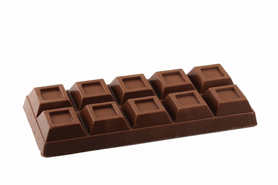 Blocco di Cioccolato Artigianale al Latte